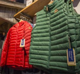Sustainable outdoor brands