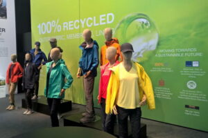 Launch of Jack Wolfskin Texapore Ecosphere jacket