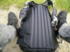 Trexad Air Pack - Back Panel