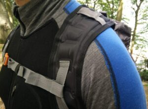 Trexad Air Pack - Inflated shoulder straps