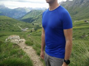 Falke Cool T-Shirt - On the trail