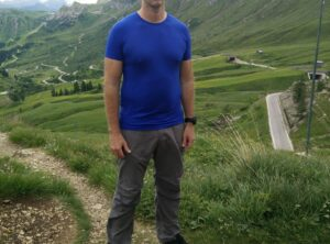 Falke Cool T-Shirt - In the Dolomites