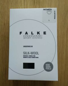 Falke Silk-Wool Underwear Box
