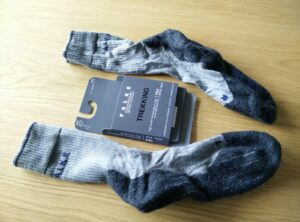 Falke TK2 Wool Silk Trekking Socks