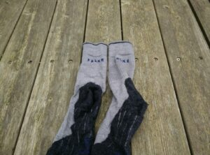 Falke Wool Silk Socks