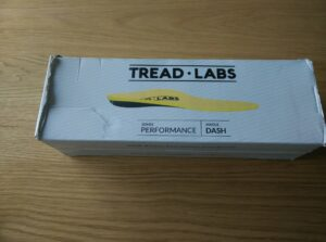 Tread Labs Dash Insole: Package