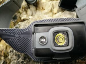 BioLite Headlamp 200: Materials might look a bit cheap but the durability is good