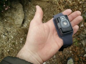 BioLite Headlamp 200: The headlamp is small and weighs only 50 grams