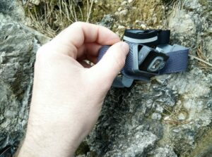 BioLite Headlamp 200 : The angle can be easily adjusted