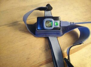 BioLite Headlamp 200: It takes around 3 hours to fully charged the headlamp