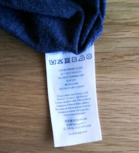 Boob Design Merino Top - Washing instructions