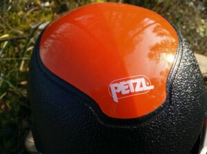 Petzl Sirocco Climbing Helmet: The polycarbonate crown for extra durability and protection