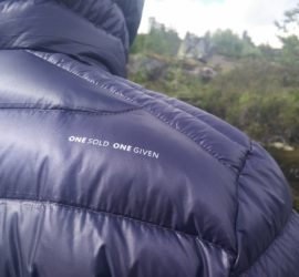 Dark Peak Nessh Down Jacket Review