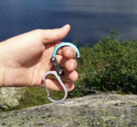 Heroclip Carabiner Hook Clip Review