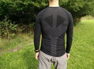 Lasting Wapol Base Layer: From the back