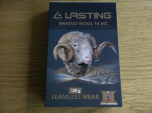 Lasting Wapol Base Layer: Packaging