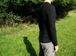 Lasting Wapol Base Layer: The base layer could be a couple of centimeters shorter