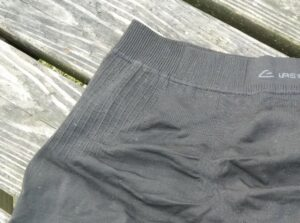 Lasting Adam Polypro Boxers: Elastic material on the sides