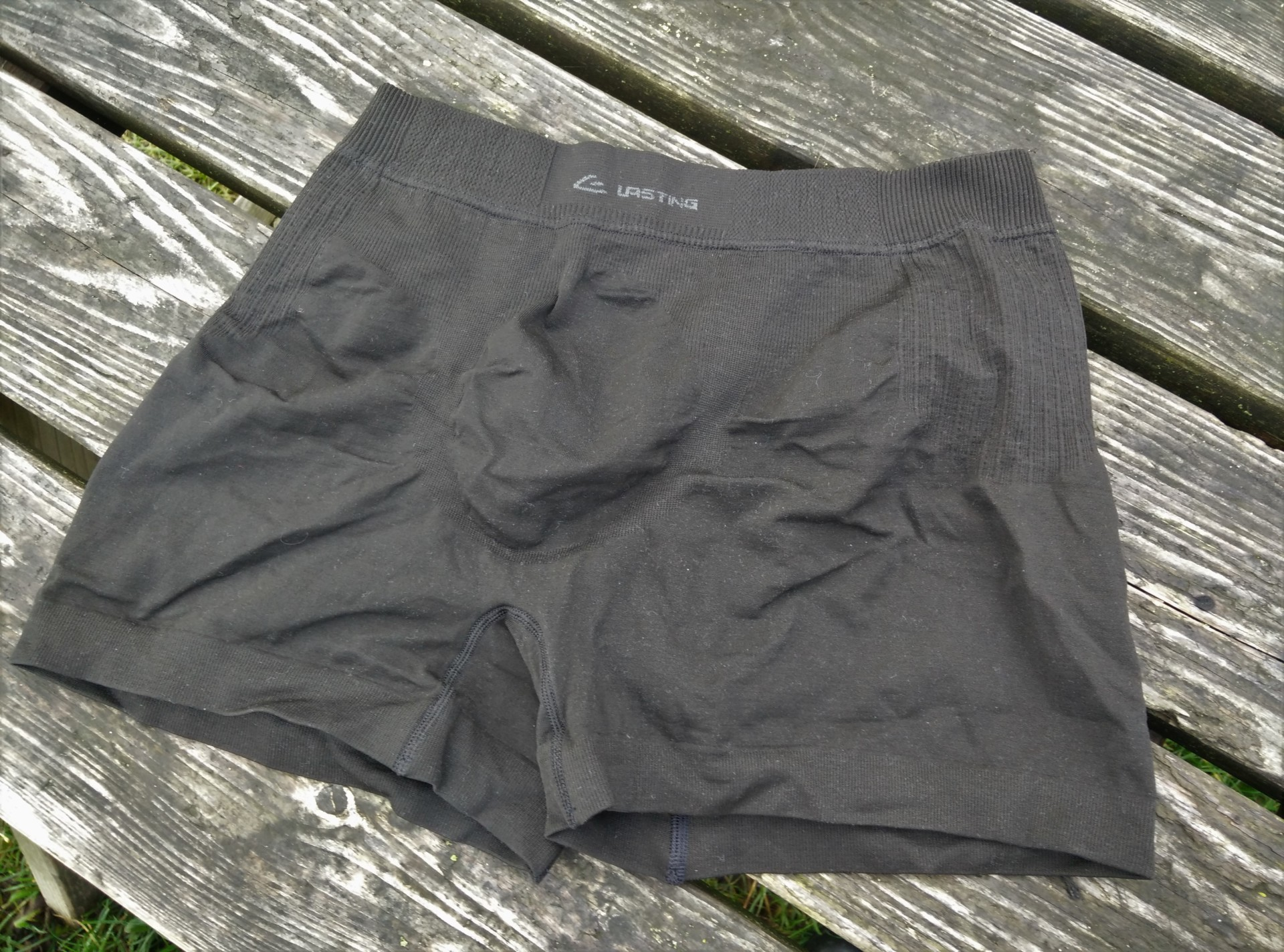 Lasting Adam Men's Polypro Boxers Review