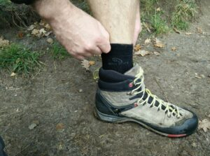 Lasting WLS Hiking Merino Socks Review