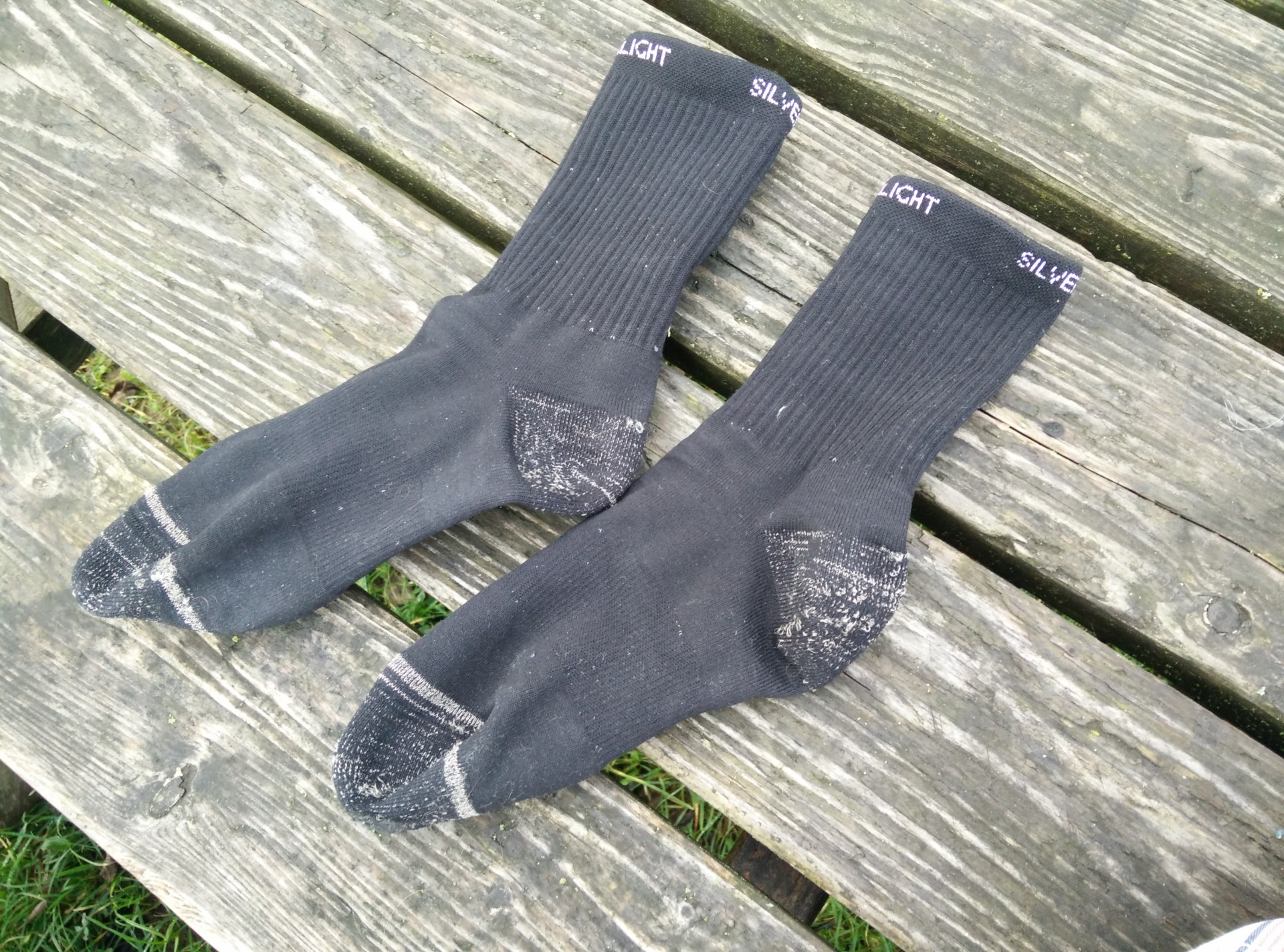Silverlight Hiking Socks Review