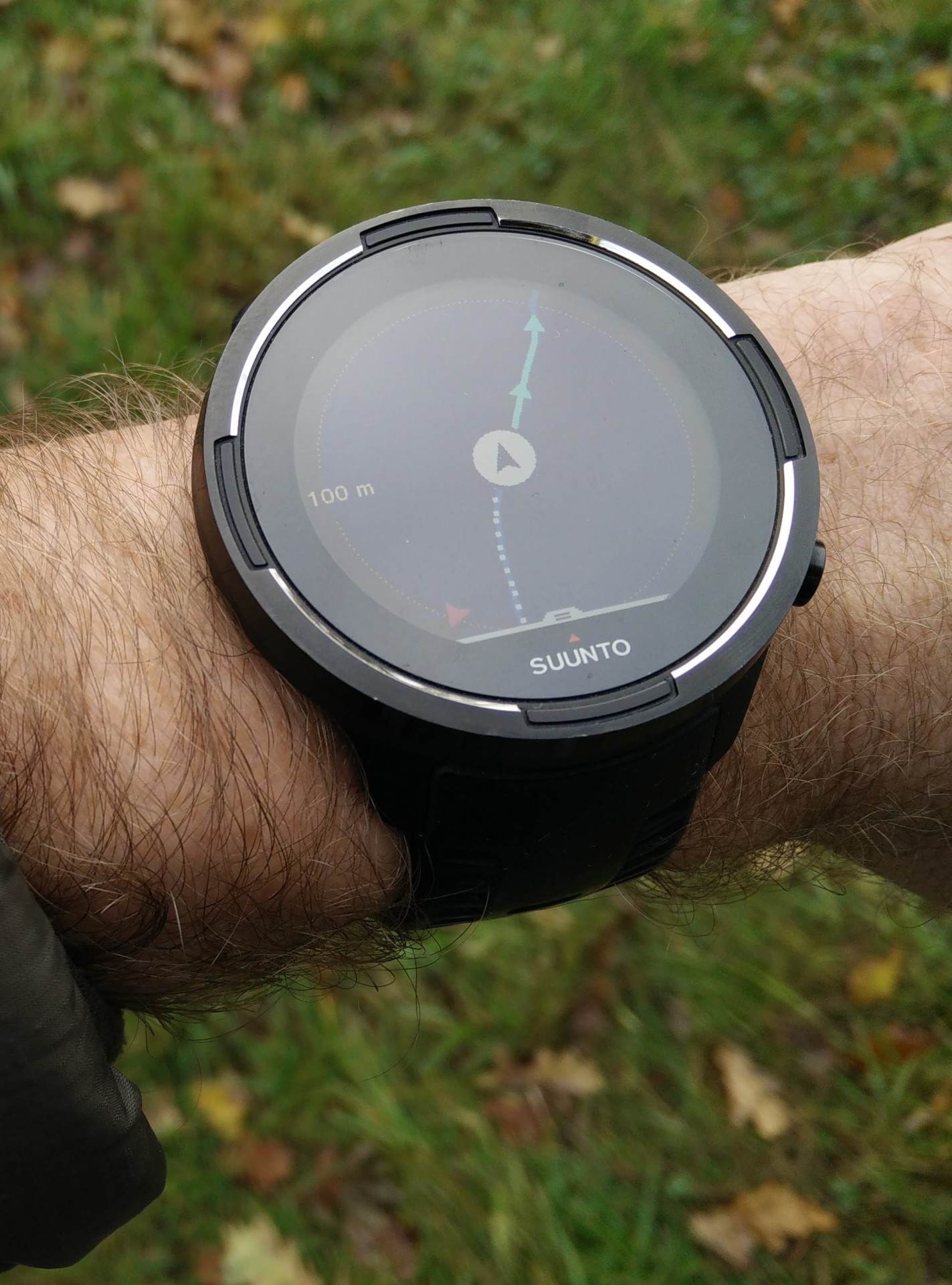 Suunto Route Planning: How to do it on PC without Movescount?