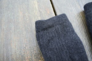 Arms of Andes Alpaca Wool Socks: Elastic Cuffs