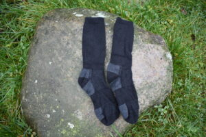 Arms of Andes Alpaca Wool Socks: Plenty of cushioning