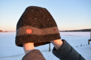 Sherpa Adventure Gear Renzing Hat: The hat is thick and provides good warmth