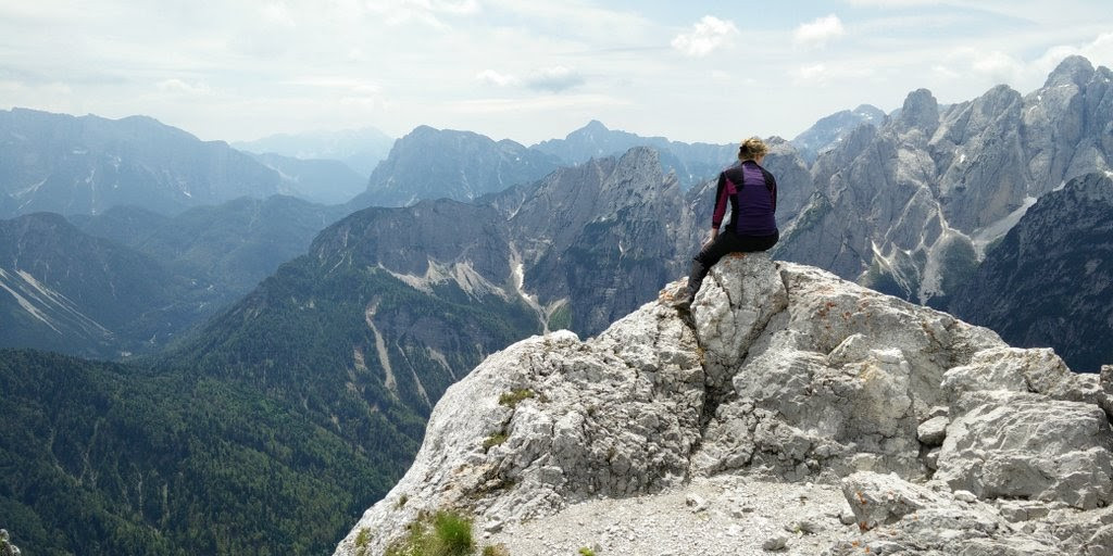 Get some inspiration in the hiking trails section