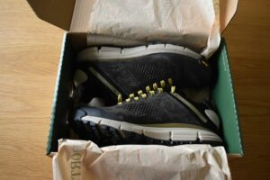 Danner Trail 2650 GTX Shoes: The packaging