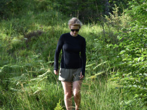 Houdini DeSoli Base Layer for Women - from the front